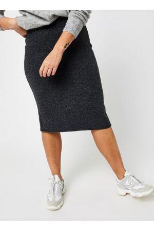VILA Vijeamine Knit Midi Skirt