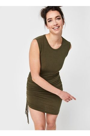 Noisy May Mujer Pantalones cortos - Nmmulto S/L Short Dress