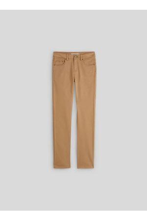 Monoprix Kids Pantalon slim maille en coton BIO