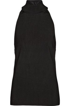 Givenchy Mujer Tops - Top de punto fino cuello mock