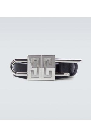 Givenchy Hombre Cinturones - Cinturón de piel con candado