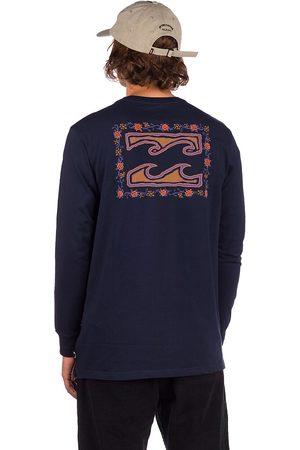 Billabong Crayon Wave Long Sleeve T-Shirt