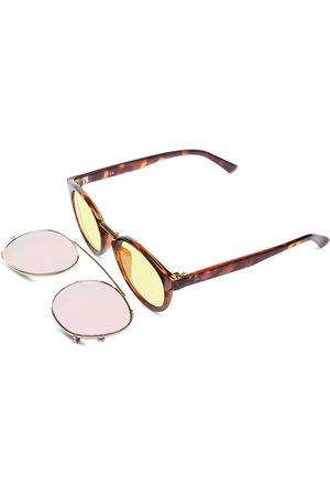 MR.BOHO Hombre Gafas de sol - Gafas de Sol Newtown With Clip EU-25-CLIP-10