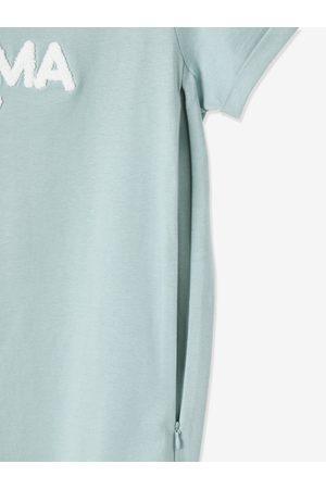 Vertbaudet Camiseta para embarazo y lactancia de algodón orgánico medio liso