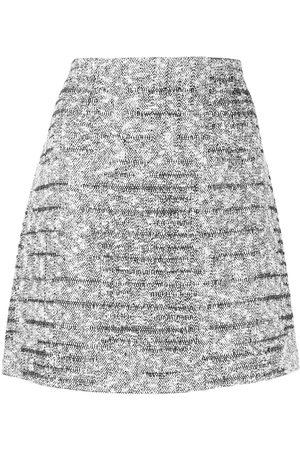 Paule Ka Falda corta Tweed Lurex