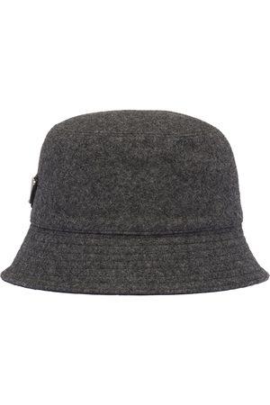 Prada Sombrero para la lluvia Loden