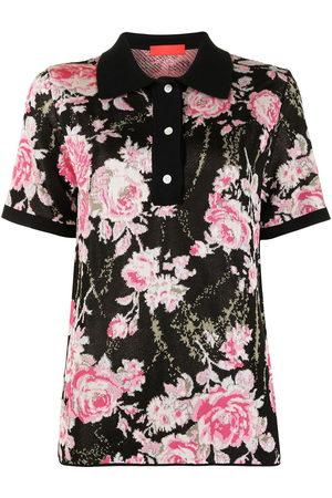 Commission Camisa con estampado floral