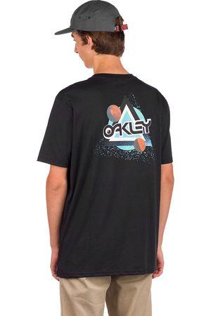 Oakley Space Polygon T-Shirt negro