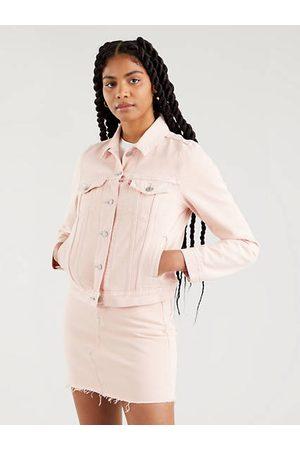 Levi's Mujer Outdoor - Original Trucker Jacket / Tender Pink