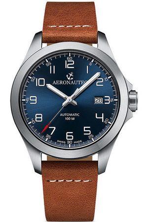 Aeronautec Reloj analógico ANT-44077.03, Automatic, 42mm, 10ATM para hombre