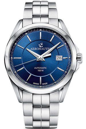 Aeronautec Reloj analógico ANT-44085.03, Automatic, 42mm, 10ATM para hombre