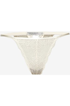 Underprotection Strings RR1008 LUNA STRING OFF WHITE para mujer