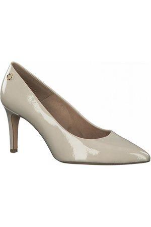 s.Oliver Zapatos de tacón Tacones Medio Elegantes Crudos para mujer