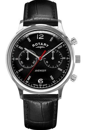 Rotary Reloj analógico GS05203/04, Quartz, 38mm, 5ATM para hombre