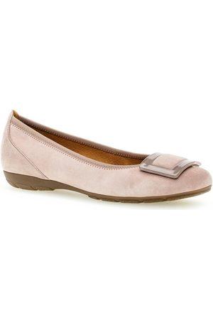 Gabor Bailarinas Zapatos planos casuales de tac para mujer