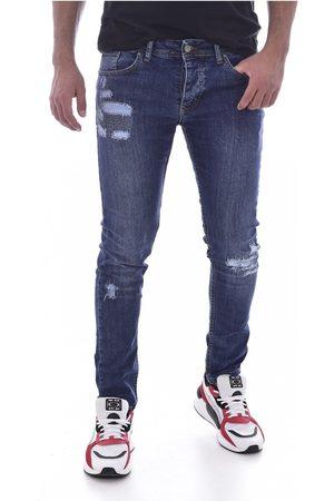 Goldenim Paris Pantalón pitillo Pantalones 210 - Hombres para hombre