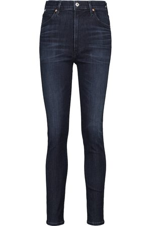 Citizens of Humanity Jeans skinny Chrissy de talle alto