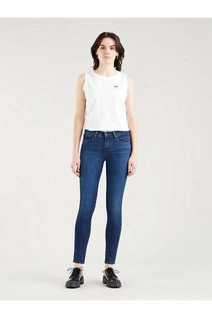 Levi's 711™ Skinny Jeans Indigo oscuro / Bogota Shake