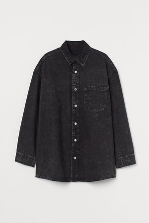 H&M Camisa oversize