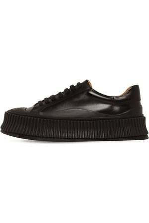 Jil Sander Mujer Zapatillas deportivas - | Mujer Sneakers De Piel Vulcanizada 40mm 35
