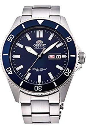 Orient Hombre Relojes - Reloj Analógico para Hombre de Automático con Correa en Acero Inoxidable RA-AA0009L19B