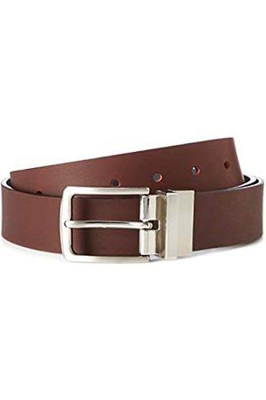 FIND Marca Amazon - Cinturón de Cuero Hombre, S