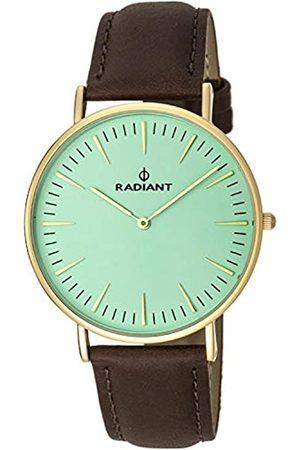 Radiant Reloj Analógico para Hombre de Cuarzo con Correa en Cuero RA377612