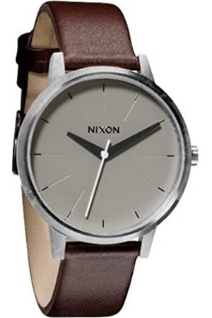 Nixon A108725-00 - Reloj analógico de Cuarzo para Mujer con Correa de Piel