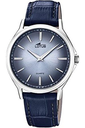 Lotus Reloj Análogo clásico para Hombre de Cuarzo con Correa en Cuero 18516/2