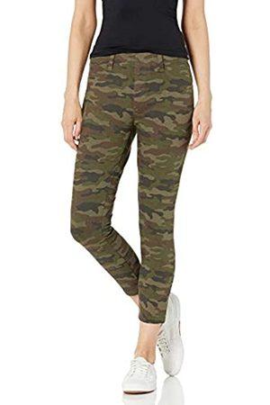 Amazon Pull-On Knit Capri Jegging Pantalones