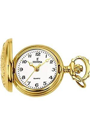 Festina Hombre Relojes - Reloj de Bolsillo Análogo de Cuarzo F2033/1