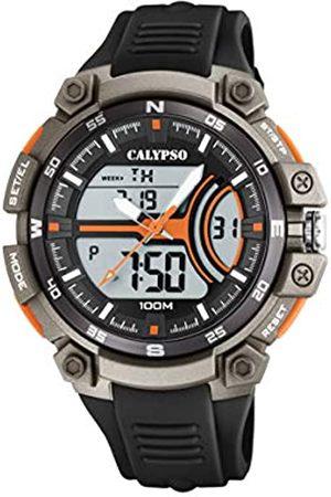 Calypso CalypsoWatchesRelojAnalógico-DigitalparaHombredeCuarzoconCorreaenPlásticoK5779/5