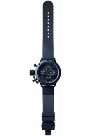 U-BOAT Hombre Relojes - Reloj automático para Hombre Classico 53 Tit IPB Matt 6234 con Correa de Goma