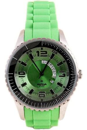 Alpha Saphir Hombre Relojes - 231F - Reloj de Caballero de Cuarzo