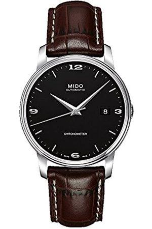 MIDO – Baron Botticelli – Reloj de Pulsera analógico automático para Hombre Acero Inoxidable m0104081605110