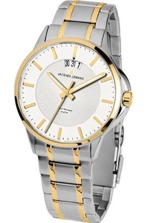 Jacques Lemans Sydney 1-1540F - Reloj de Caballero de Cuarzo