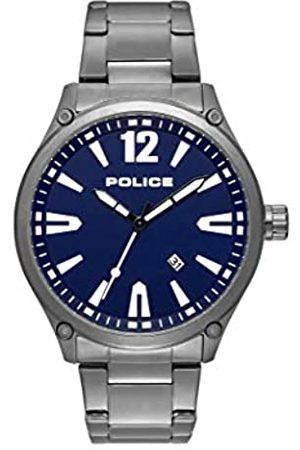 Police Hombre Relojes - RelojdePulseraPL.15244JBU/03M