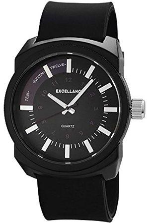 Excellanc Hombre Relojes - Reloj de Cuarzo para Hombre