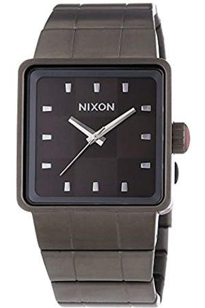 Nixon Hombre Relojes - A013131-00 - Reloj analógico de Cuarzo para Hombre con Correa de Acero Inoxidable