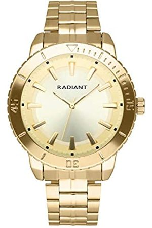 Radiant Hombre Relojes - Reloj analógico para Hombre de . Colección Storm. Reloj con Brazalete con Esfera y Bisel a Tono. 5ATM. 44mm. Referencia RA570205.