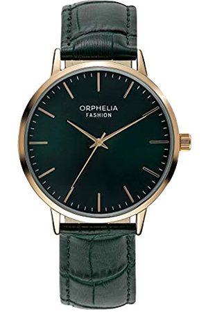ORPHELIA Hombre Relojes - Reloj analógico para Hombre de Cuarzo con Correa en Cuero OF711810