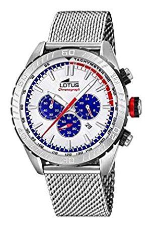 Lotus Hombre Relojes - RelojAnalógicoparadelosHombresdeCuarzoconCorreaenAceroInoxidable18679/A