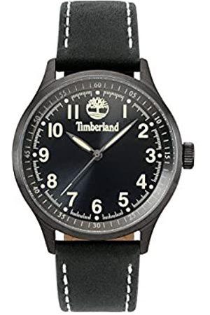 Timberland Reloj Analógico para Hombre de Cuarzo con Correa en Cuero TBL15353JSU.02