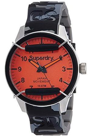 Superdry Hombre Relojes - Relojes de Pulsera para Hombres SYG129E