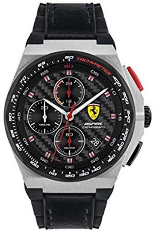Scuderia Ferrari ScuderiaFerrariRelojCosaanálogaparadelosHombresdeCuarzoconCorreaenCuero830791