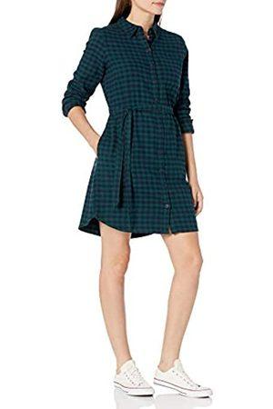 Goodthreads Brushed Flannel Shirt Dress button-down-shirts