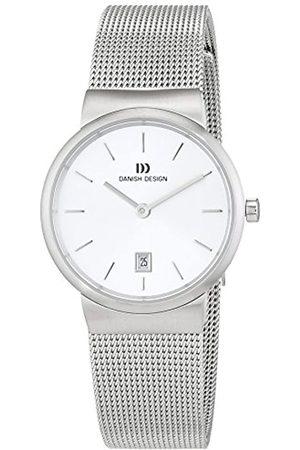 Danish Design Reloj Analogico para Mujer de Cuarzo con Correa en Acero Inoxidable IV62Q971