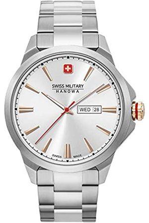 Swiss Military Hanowa Juego de joyas Hombre acero inoxidable - 06-5346.04.001