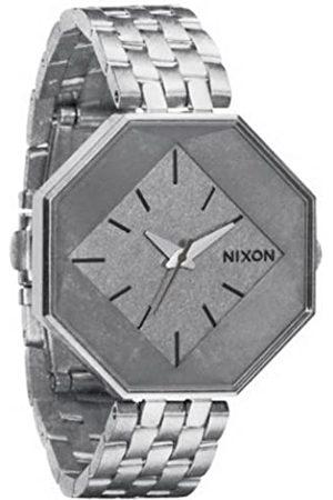 Nixon Mujer Relojes - A274697-00 - Reloj analógico de Cuarzo para Mujer con Correa de Acero Inoxidable