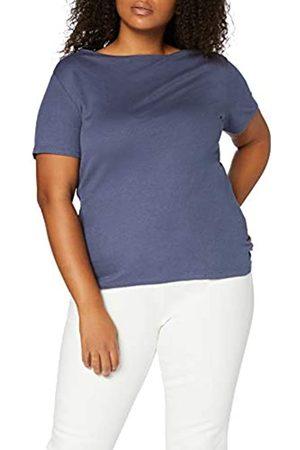 MERAKI Marca Amazon - Camiseta con Cuello Redondo Mujer, 44